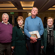 02.03.2017        <br /> Attending the Limerick City and County Councils Annual Tidy Towns Seminar 2017 at the Woodlands House Hotel Adare Co. Limerick were, Pat Casey, Ann McGrath, David Meskil and Catherine Herbert, Ard Patrick Community Council. Picture: Alan Place