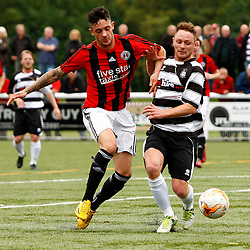 Gala Fairydean Rovers v Linlithgow Rose | Scottish Cup 1st Round | 26 September 2015