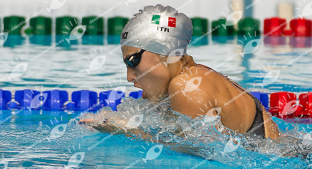DAL RIO Camilla Italy ITA<br /> 200 Indivdual medley women<br /> 27th Summer Universiade <br /> 5 - 17 July 2013 Kazan Tatarstan Russia<br /> Day 08 Swimming finals<br /> Photo G. Scala/Insidefoto/Deepbluemedia.eu