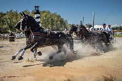 Exell Boyd, AUS, Carlos, Celviro, Checkmate, Daphne<br /> World Equestrian Games - Tryon 2018<br /> © Hippo Foto - Dirk Caremans<br /> 22/09/2018