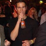 Uitreiking populariteitsprijs 2004, Jamai Loman en vriend Boris Scheurs
