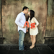 Set #3 - New Orleans Wedding Engagement