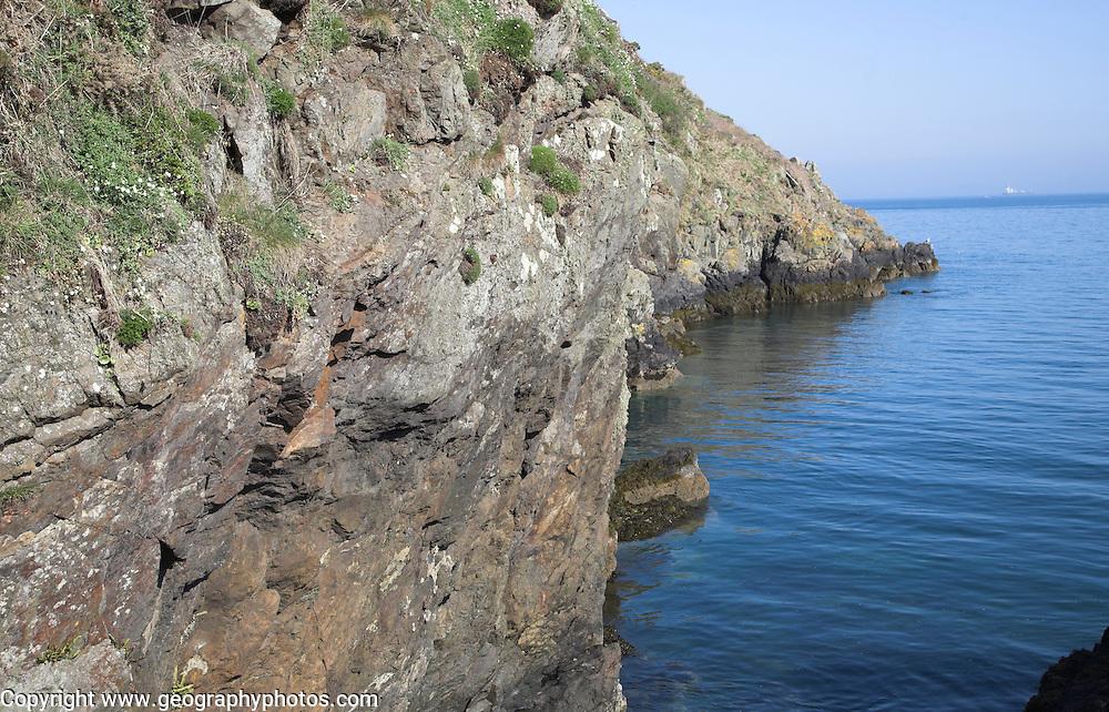 Skomer Island, Pembrokeshire, Wales