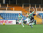 Josh Skelly  fires Dundee ahead - Celtic v Dundee - Development League at Cappielow<br /> <br />  - &copy; David Young - www.davidyoungphoto.co.uk - email: davidyoungphoto@gmail.com