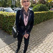 NLD/Woudenberg/20181008 - Herdenkingsdienst Anneke Gronloh, Conny Vink