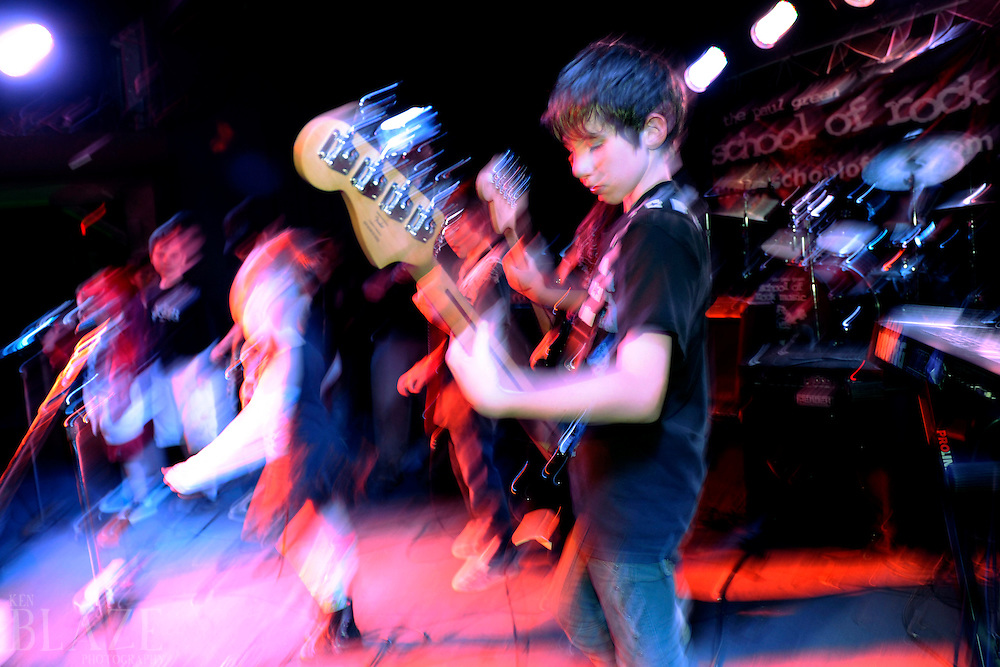 School of Rock<br /> Guitar Gods<br /> May 1, 2009<br /> Phantasy Nite Club<br /> Lakewood, OH