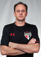 Brazilian Football League Serie A / <br /> ( Sao Paulo Football Clube ) - <br /> Rogerio Mucke Ceni