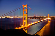 Golden Gate Bridge, San Francisco, California. 27/8/2012