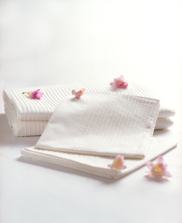 Libellule Embroidered Sheets