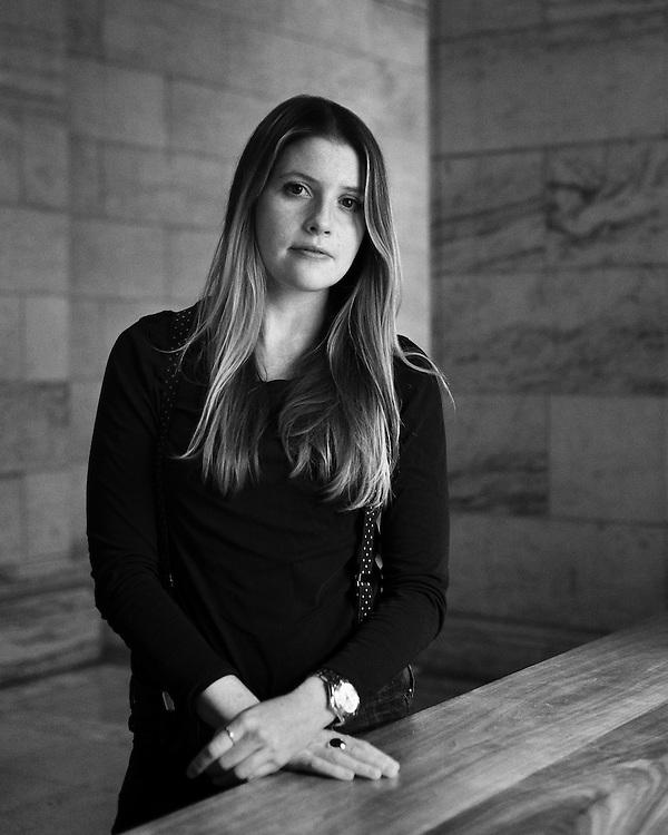 Emily Jacobs, Writer - New York, 2016