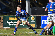 - Mandatory by-line: Craig Thomas/Replay images - 24/02/2018 - RUGBY - Bridge Field  - Bedwas, Wales - Bedwas v Bridgend - Principality Premiership