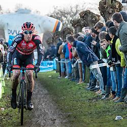 2019-12-27 Cycling: dvv verzekeringen trofee: Loenhout: Laurens Sweeck