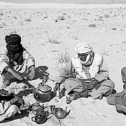 El Hoggar, Sahara Desert, Algeria, Africa Sahara desert, Algeria, Africa