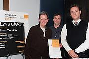 Remise des Trophées Contech 2009 -   / Montreal / Canada / 2009-10-14, © photo : Marc Gibert/ adecom.ca