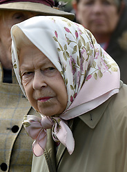 Queen Elizabeth attends the Royal Windsor Horse Show in Windsor