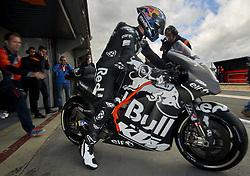 November 20, 2018 - Valencia, Spain - Miguel Oliveira (88) of Portugal and Red Bull KTM Tech3 during the tests of the new MotoGP season 2019 at Ricardo Tormo Circuit in Valencia, Spain on 20th Nov 2018  (Credit Image: © Jose Breton/NurPhoto via ZUMA Press)