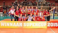 20151011 NED: Supercup VC Sneek - Sliedrecht Sport, Doetinchem