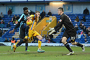 Mansfield Town v Wycombe Wanderers - 24/01/2015
