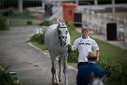 Ehning Marcus, GER, Cornado NRW<br /> Olympic Games Rio 2016<br /> © Hippo Foto - Dirk Caremans<br /> 12/08/16