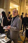 STEVE LAZARIDES, Whitechapel Gallery Art Icon 2015 Gala dinner supported by the Swarovski Foundation. The Banking Hall, Cornhill, London. 19 March 2015