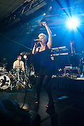 Robyn performs at PC Richard and Son Theater in New York City. July 29, 2010.