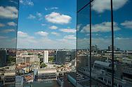 Bruxelles,23/06/2014: vista panoramica della città - panoramic view of the city