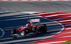 Motorsports / Formula 1: World Championship 2011, Testing in Barcelona, test, 07 Fernando Alonso (ESP, Scuderia Ferrari Marlboro),