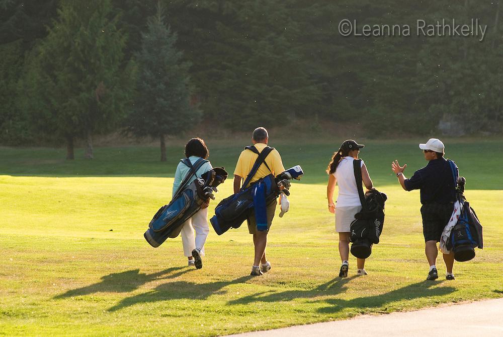 golf 4some