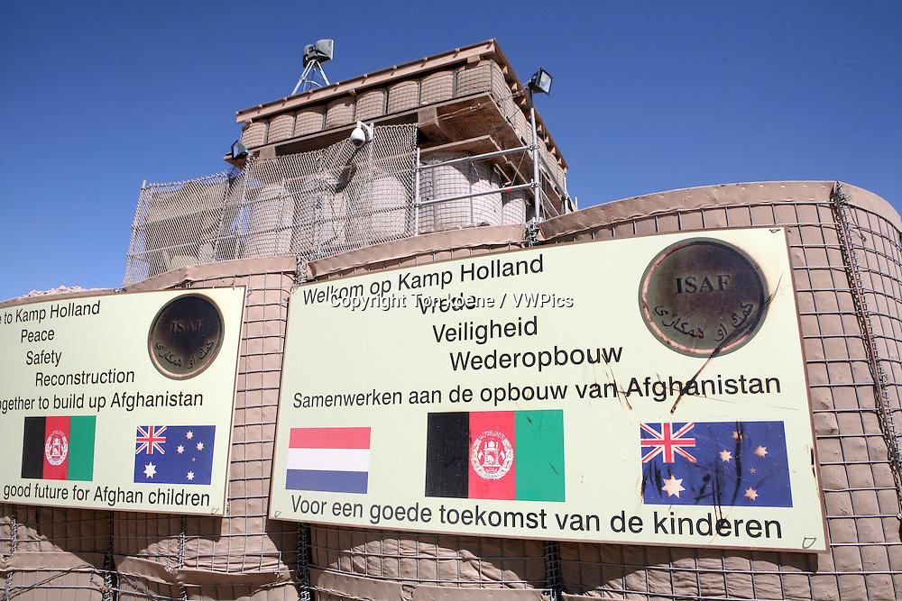 Dutch troops in Afghanistan