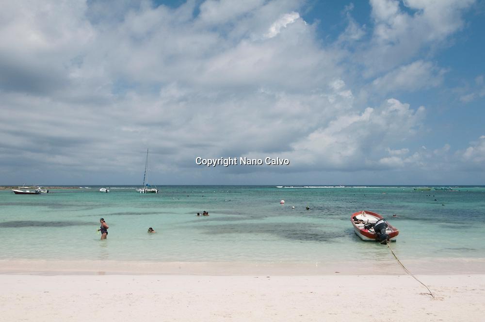Akumal Beach, Yucatan Peninsula, Mexico