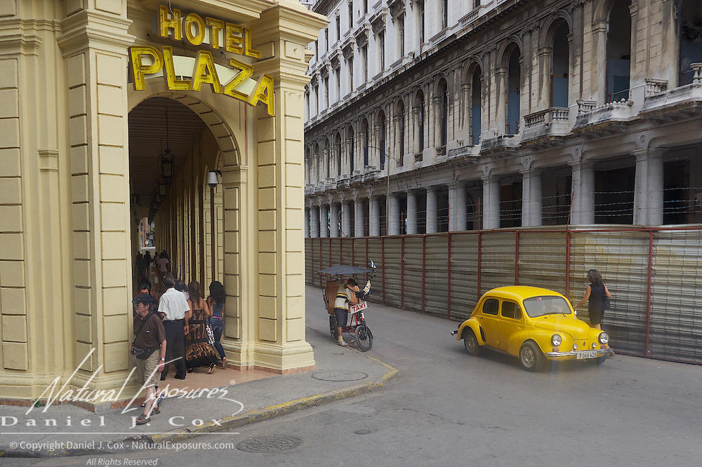 The streets of Havana, Cuba