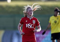 Millie Farrow of Bristol City Women - Mandatory by-line: Robbie Stephenson/JMP - 02/01/2012 - FOOTBALL - Stoke Gifford Stadium - Bristol, England - Bristol City Women v Aston Villa Ladies - FA Women's Super League 2