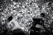 &copy;Javier Calvelo/ URUGUAY/ MONTEVIDEO/ CAMPEONATO URUGUAYO 2007-08<br /> TORNEO CLAUSURA/  QUINTA FECHA/ NACIONAL 1:2 MIRAMAR MISIONES/ <br />  Miramar Misiones derrot&oacute; a Nacional 2:1 en encuentro que se disput&oacute; en el Parque Central por la quinta fecha del Torneo Clausura, dej&aacute;ndolo sin invicto y a River Plate como &uacute;nico l&iacute;der.<br /> GOLES: 18' Alejo Saravia (MM), 74' Rodolfo L&oacute;pez (MM), 88' Mauricio Victorino (N). <br /> Cancha: Parque Central. Jueces: Roberto Silvera, Carlos Pastorino y William Casavieja.<br /> 2008-03-15 dia sabado<br /> foto: Javier Calvelo.