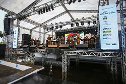 Banda do Exercito se apresenta na 41a Expointer realizada em Esteio, Rio Grande do Sul. FOTO: Gustavo Granata/ Agência Preview