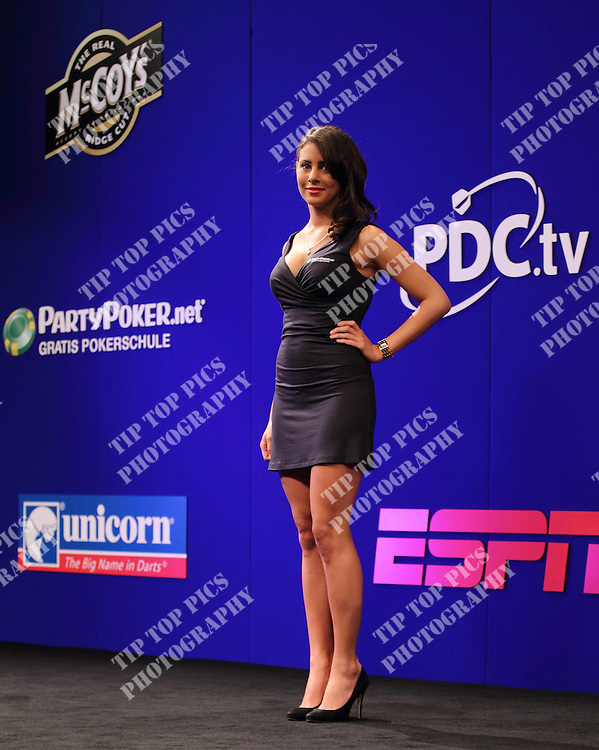 PARTY POKER.NET,PDC EURO CHAMPIONSHIPS 2012, LAST 8,DARTS, PDC, PDPA, TIP TOP PICS,  ANDY HAMILTON V WES NEWTON.