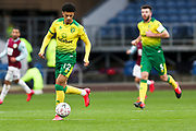 Norwich City defender Jamal Lewis (12) during the The FA Cup match between Burnley and Norwich City at Turf Moor, Burnley, England on 25 January 2020.