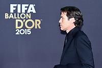 Zurich (Svizzera) 11/01/2016 - Fifa Ballon d'Or 2015 Pallone d'Oro / foto Matteo Gribaudi/Image Sport/Insidefoto<br />nella foto: Rudi Garcia