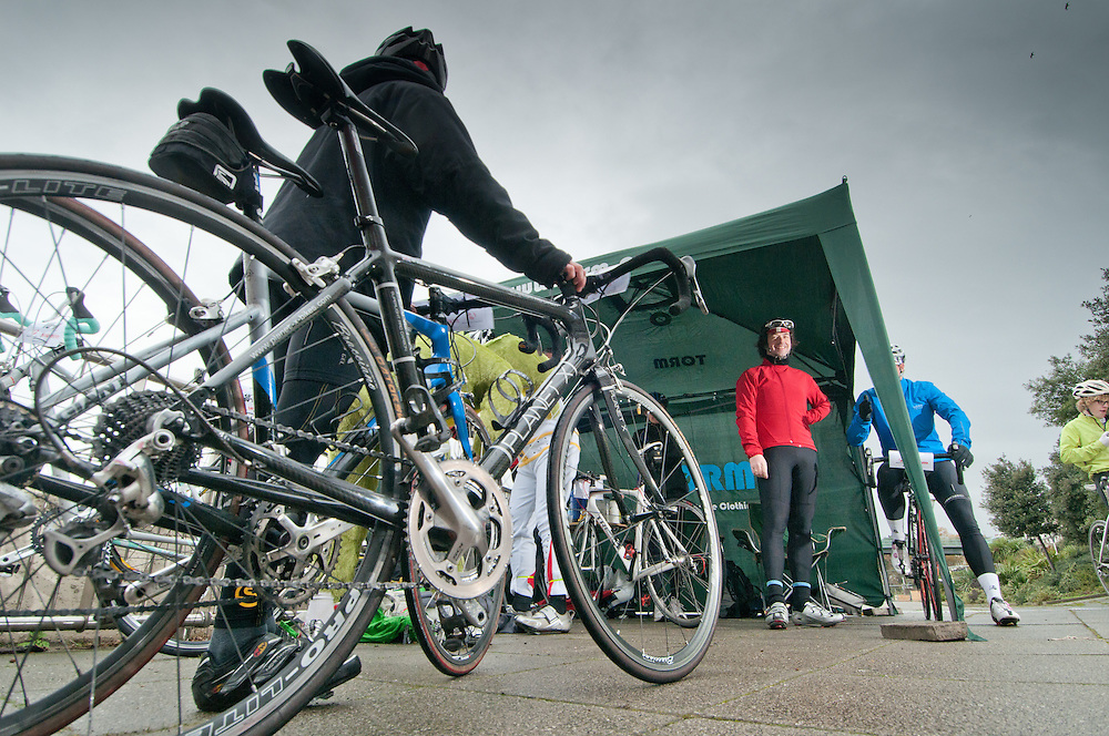 Bontrager Pier Pressure event, Southend, Essex. 11.12.11