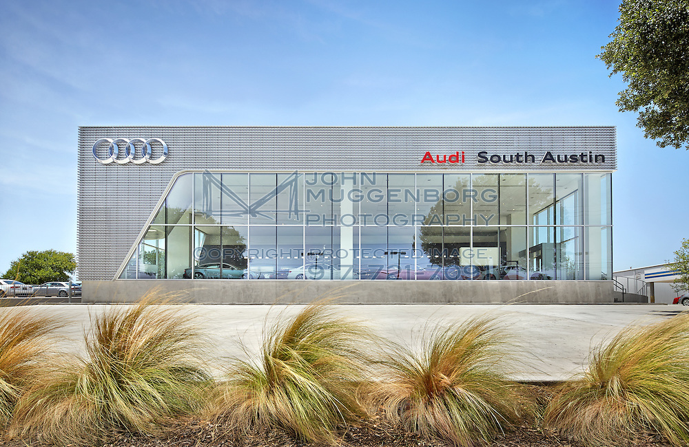 Image Of The Audi Terminal Dealership In South Austin TX New - Audi dealership austin