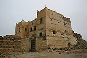 19th Century Arab Merchants House in Mirbat, Dhofar, Oman