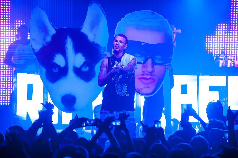 Riff Raff at Concord Music Hall