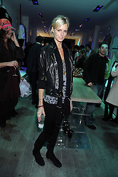 JACQUETTA WHEELER at a party hosted by Kate Sumner at Zadig & Voltaire to celebrate the brand's arrival in London at 182 Westbourne Grove, London W11 on 14th October 2008.