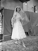 Bridal Gowns at Colette Modes.27/03/56