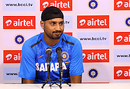 Cricket - India and Australia Pre Test Press Conference