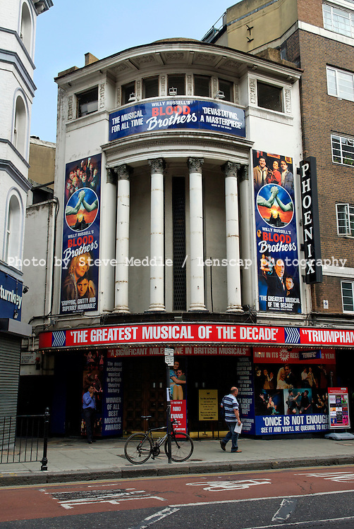 Willy Russell's, Blood Brothers, Phoenix Theatre, Charing Cross Road, London, Britain - 2010