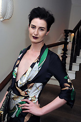 ERIN O'CONNOR at Vogue's Celebation of Fashion dinner held at The Albermarle, Brown's Hotel, Albermarle Street, London on 18th September 2008.