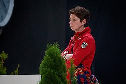 Theodorescu Monica, GER<br /> LONGINES FEI World Cup™ Finals Paris 2018<br /> © Dirk Caremans<br /> 12/04/2018