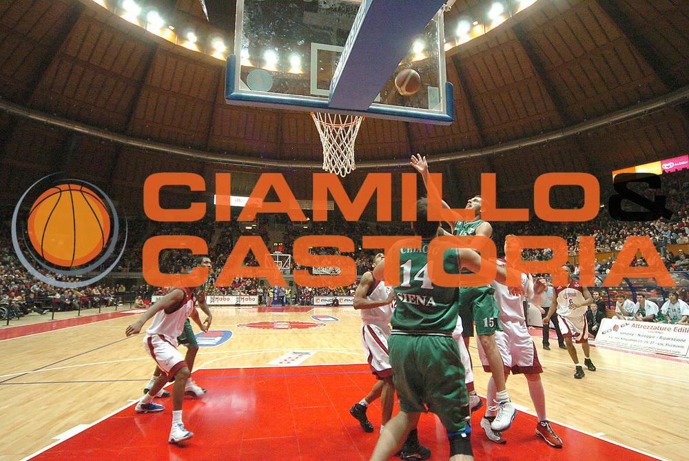 DESCRIZIONE : LIVORNO CAMPIONATO LEGA A1 2004-2005<br /> GIOCATORE : PANORAMICA PALAZZETTO LIVORNO<br /> SQUADRA : BASKET LIVORNO<br /> EVENTO : CAMPIONATO LEGA A1 2004-2005<br /> GARA : BASKET LIVORNO-MONTEPSACHI SIENA<br /> DATA : 29/12/2004<br /> CATEGORIA : <br /> SPORT : Pallacanestro<br /> AUTORE : Agenzia Ciamillo-Castoria/Stefano D'Errico