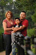 Wednesday, July 22, 2009- Rolando Vazquez, 3, is photographed alone and with his parents in their McKinley Park neighborhood after a photo of him was named a runner-up selection in an Hoy Newspaper reader-submitted kids photo contest. Rolando is joined by his mother and father Julia and Rolando Vazquez. Wednesday, July 22, 2009- Rolando Vazquez, 3, is photographed alone and with his parents in their McKinley Park neighborhood after a photo of him was named a runner-up selection in an Hoy Newspaper reader-submitted kids photo contest. Rolando is joined by his mother and father Julia and Rolando Vazquez.