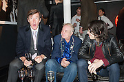 JOHN STODDART; LEEE BLACK CHILDERS; DILLON MAFIT, Drag Queens, Rent Boys, Pick Pockets, Junkies, Rockstars and Punks,, Leee Black Childers ,  book launch and exhibition opening. <br />  The Vinyl Factory Chelsea, Walton St. London. 5 December 2012.
